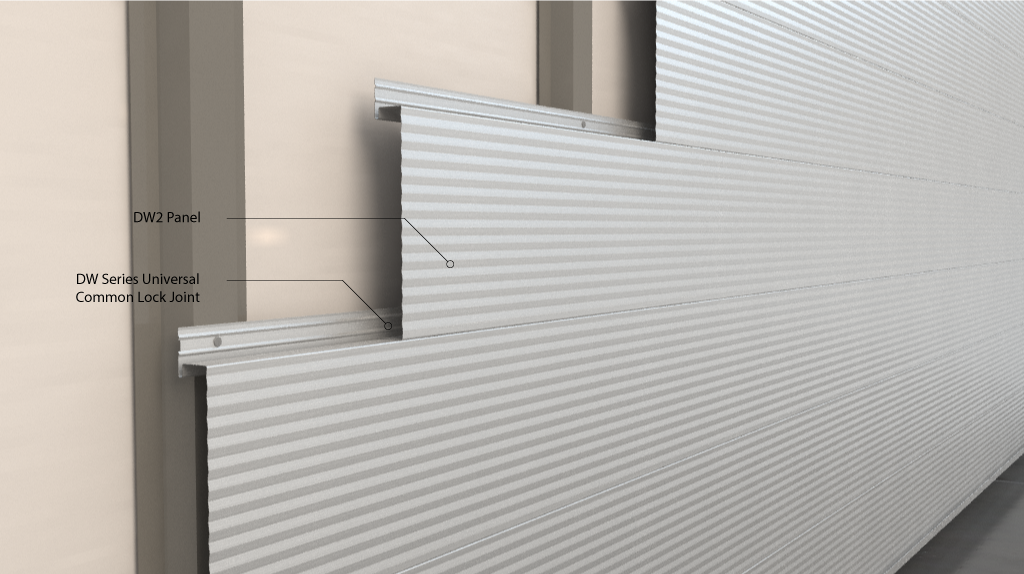 Image of: Stainless Steel Wall Panels Detail