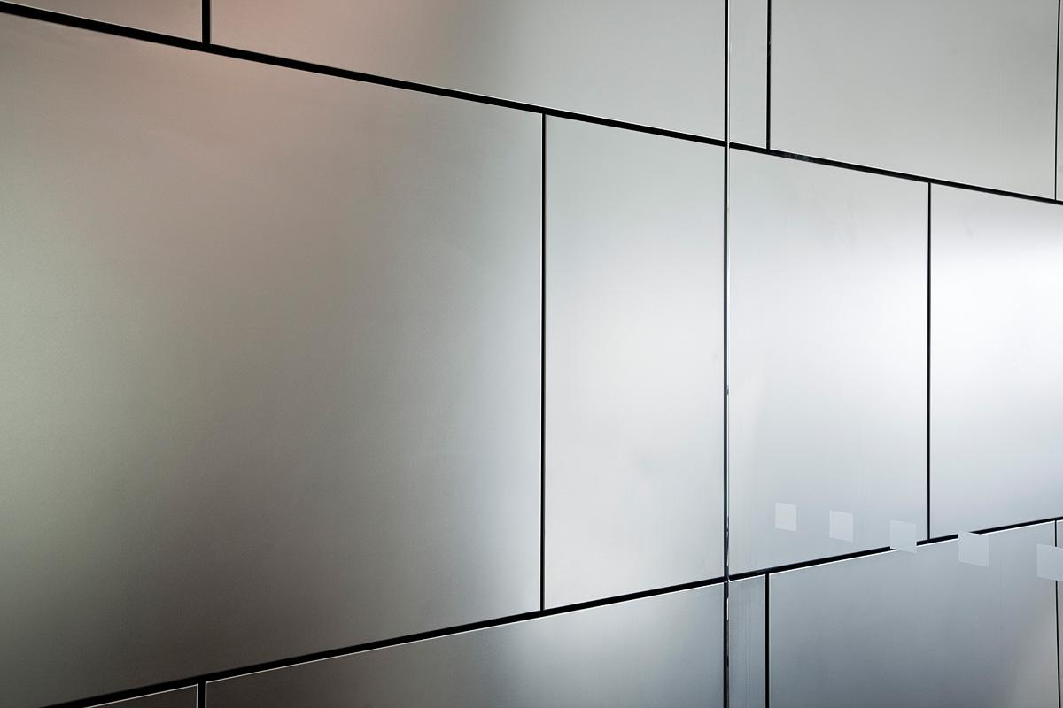 Image of: Stainless Steel Wall Panels Idea