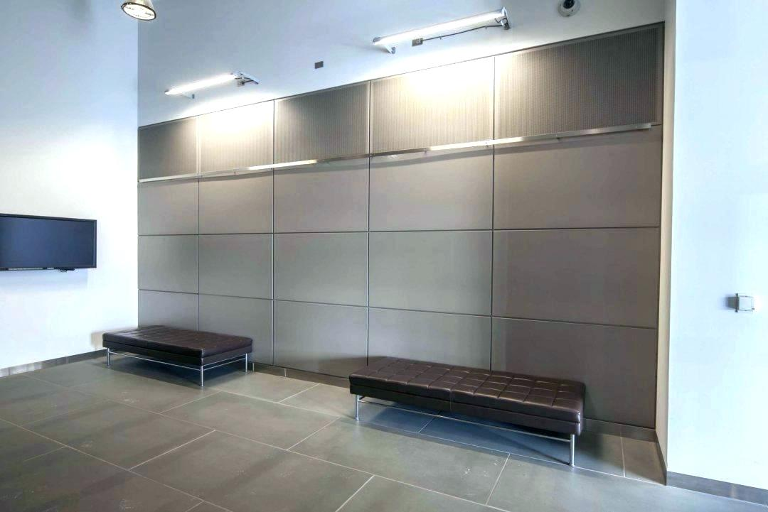 Image of: Stainless Steel Wall Panels Indoor