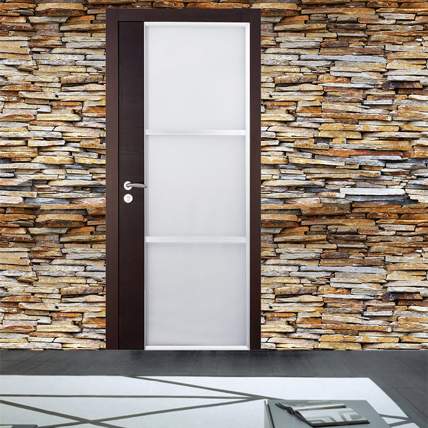 Image of: Stone Peel and Stick Wall Panels