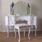 Stylish Antique Vanity Dresser