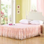 Stylish Tailored Bed Skirt