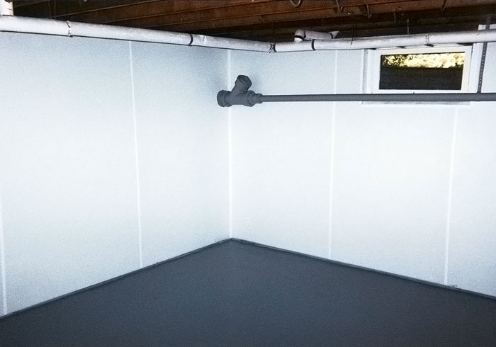 Image of: System Waterproof Wall Panels