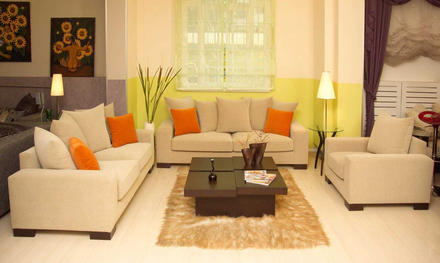 Image of: Tiny Living Room Ideas Wooden