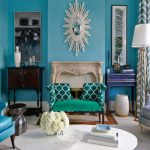 Turquoise Living Room Awesome
