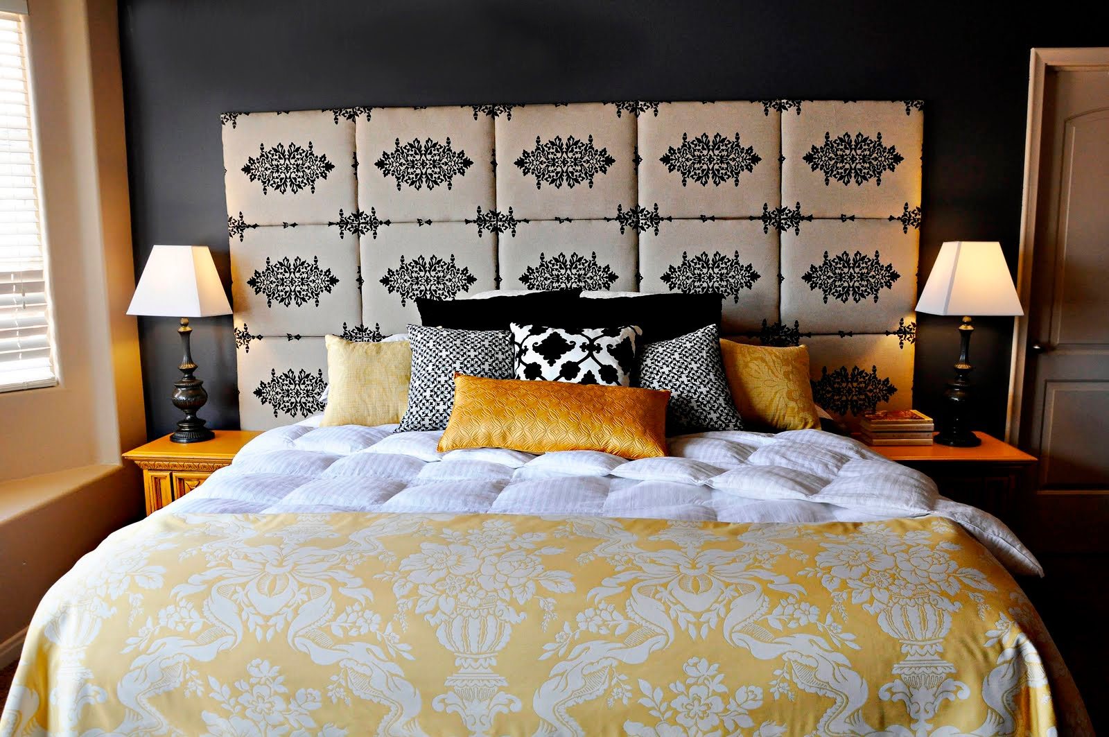 Image of: Upholstered Wall Panels Awesome