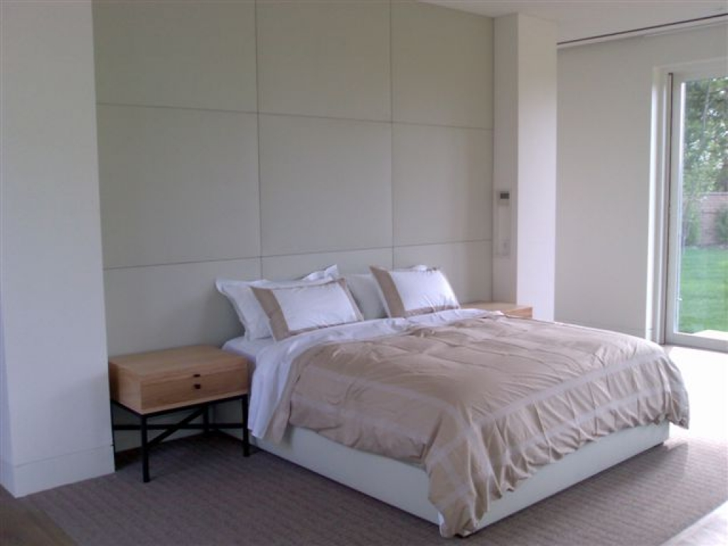 Image of: Upholstered Wall Panels Design
