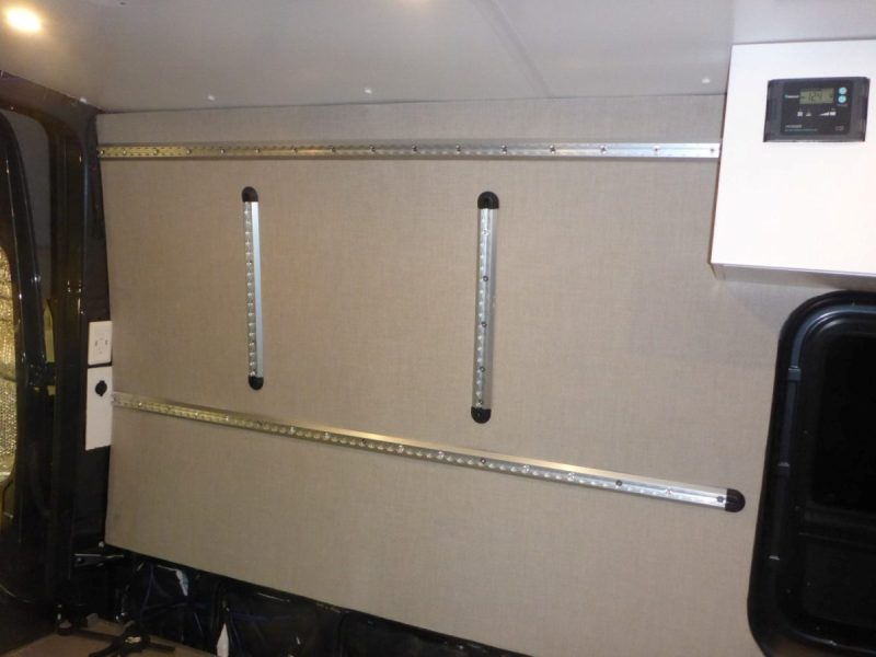 Image of: Upholstered Wall Panels Sprinter