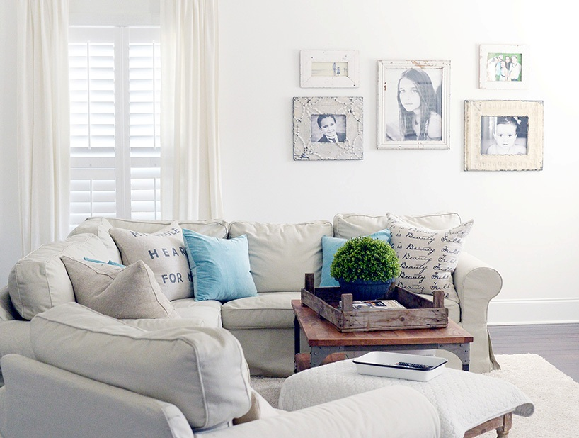 Image of: Wall Art Ideas For Living Room Challenge