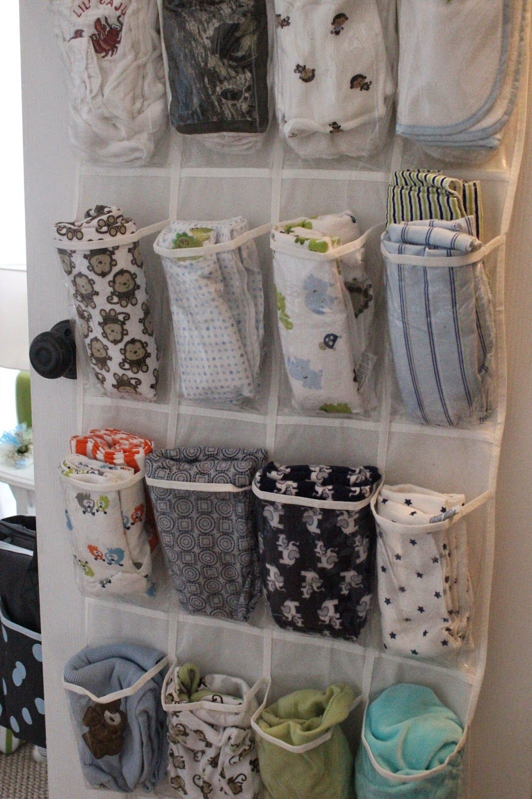 Image of: Wall Baby Storage Ideas