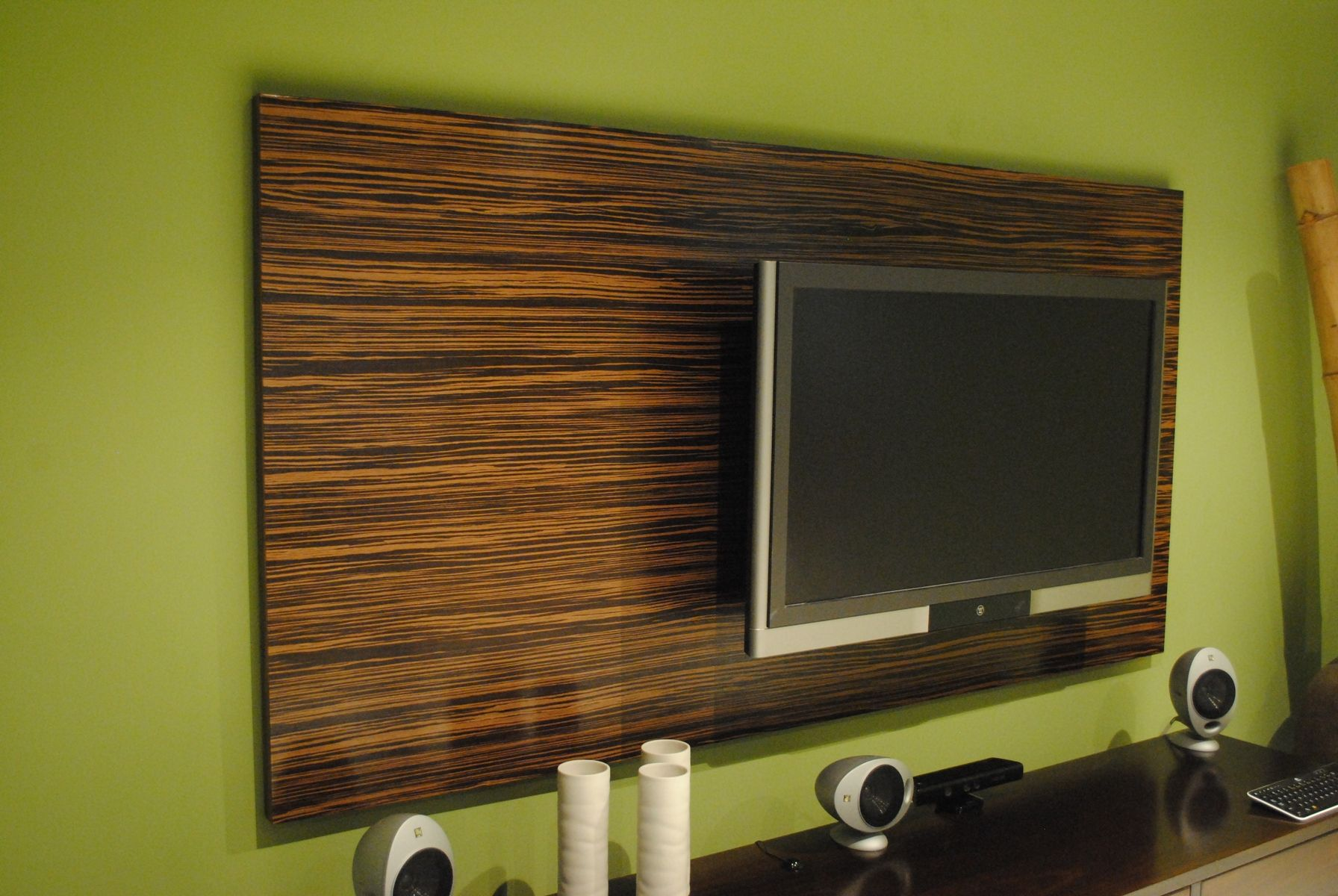 Image of: Wall Panels Accents