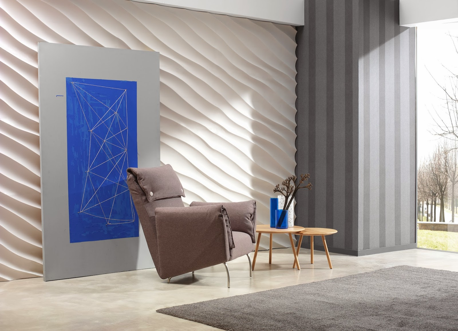 Image of: Wall Panels Contemporary