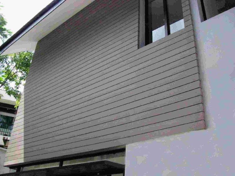 Image of: Wall Panels Exterior