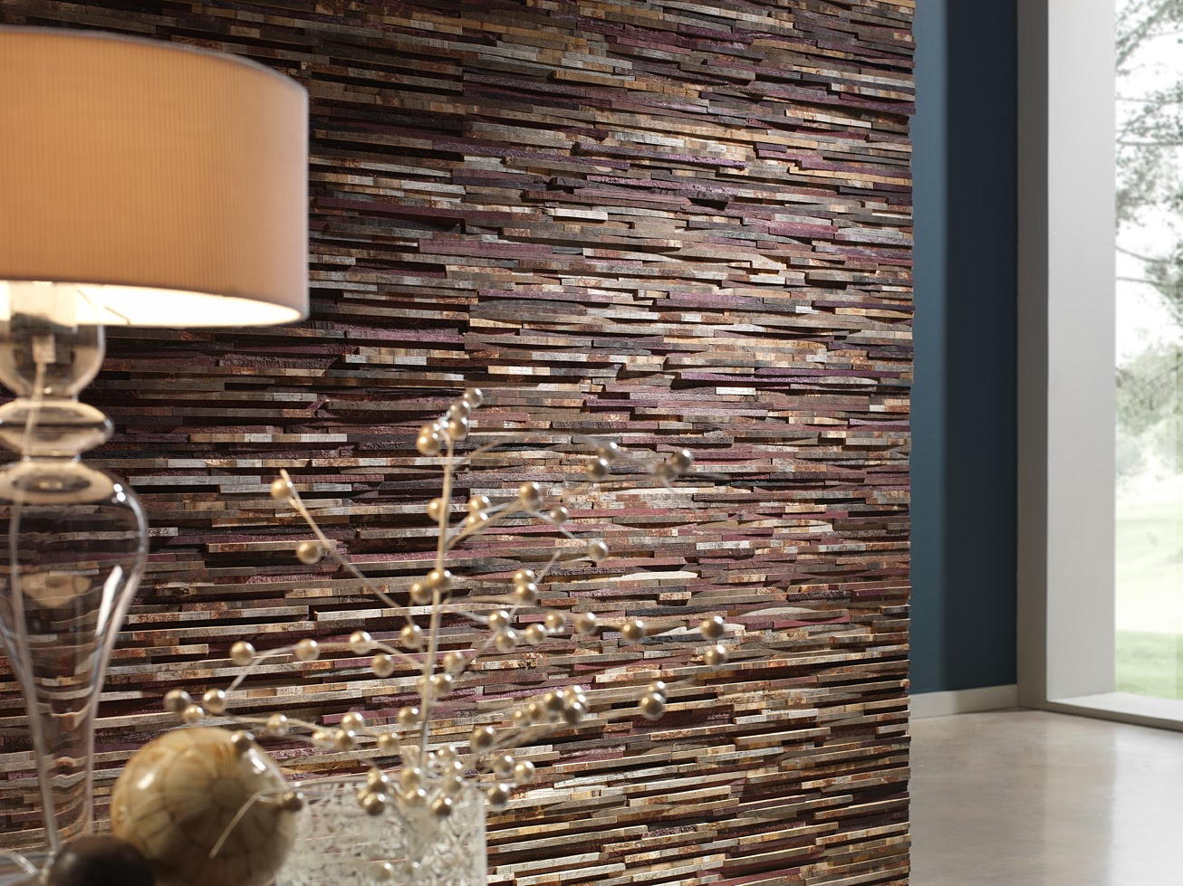 Image of: Wall Panels Faux