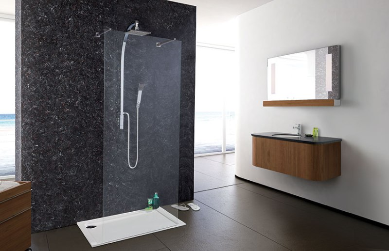 Image of: Wall Panels For Bathrooms