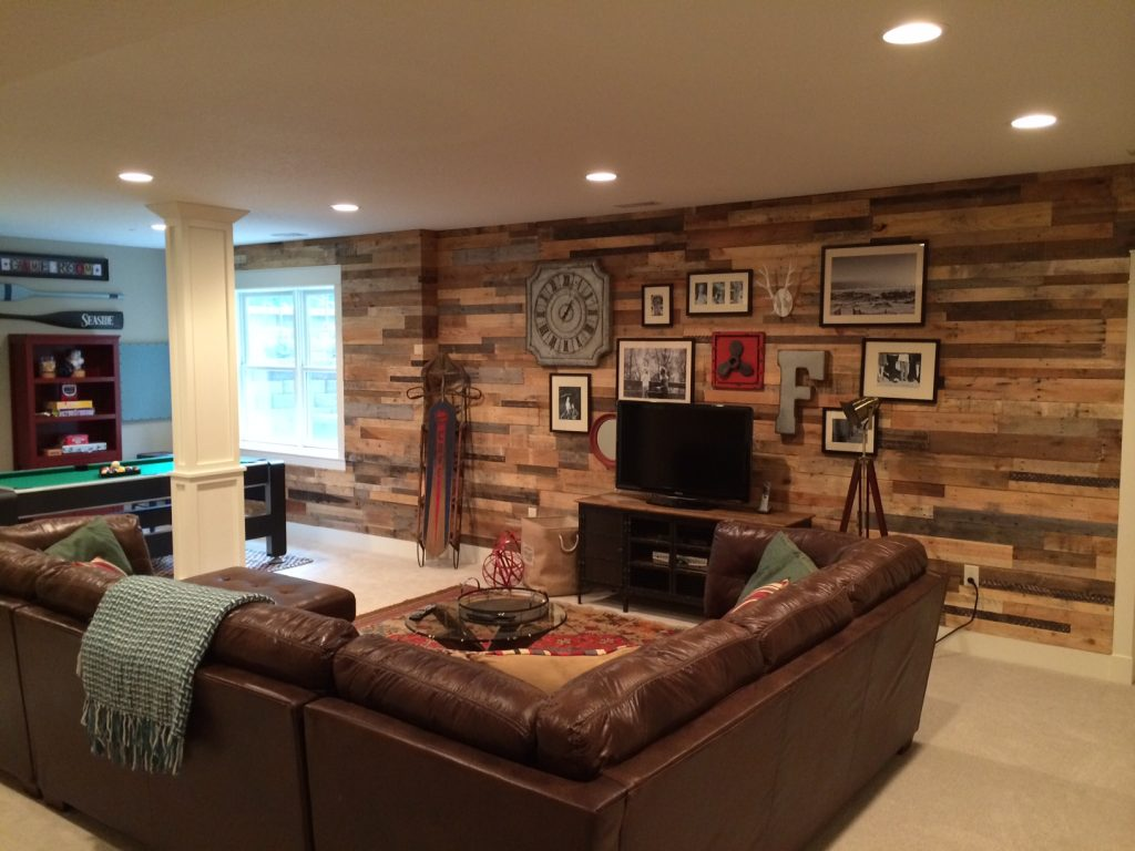 Image of: Wall Reclaimed Wood Wall Panels