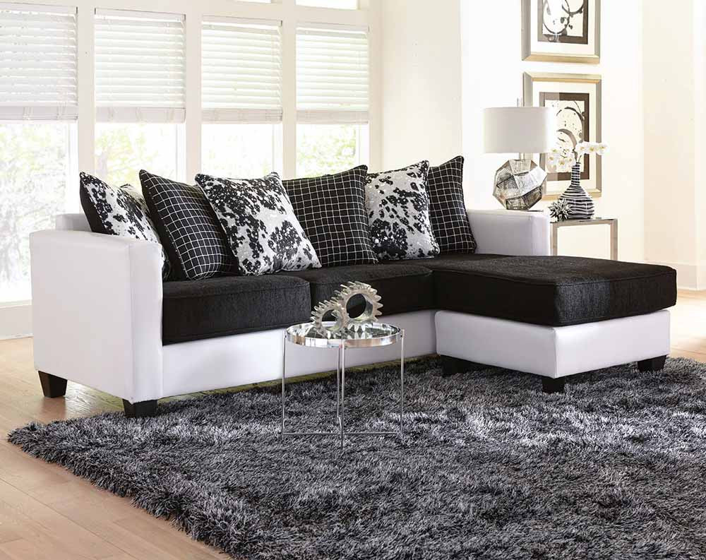 Image of: White Living Room Furniture Sets Ideas