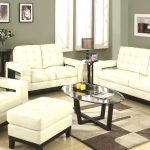 White Living Room Furniture Sets Modern