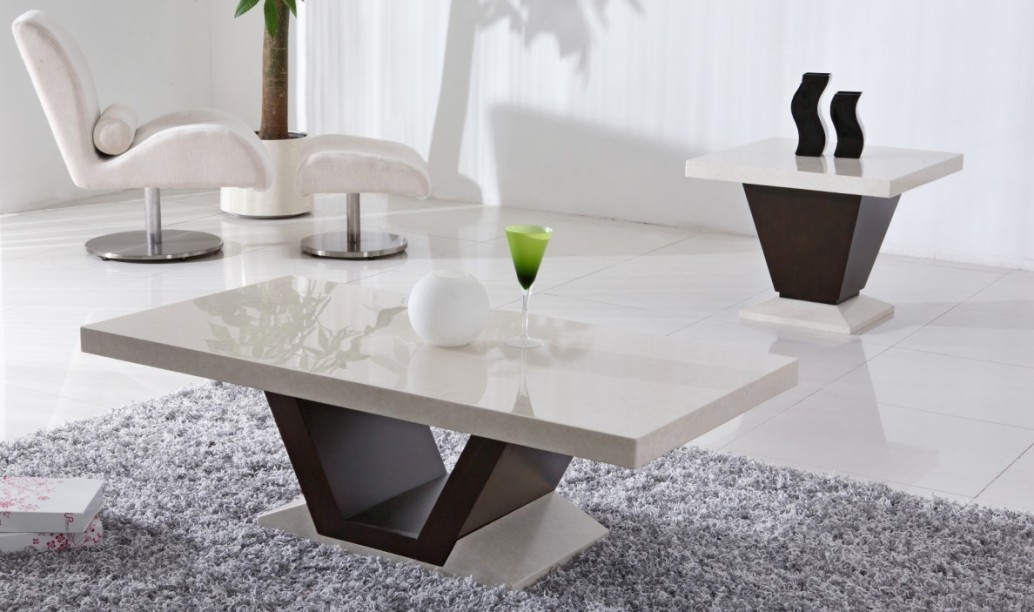 Image of: White Living Room Furniture Sets Small