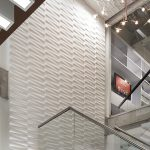White Textured Wall Panels