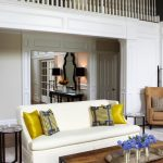 White Wall Paneling Indoor