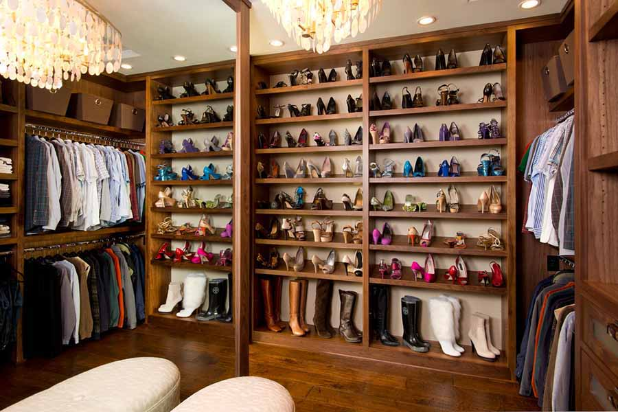 Image of: Women Boot Storage Ideas