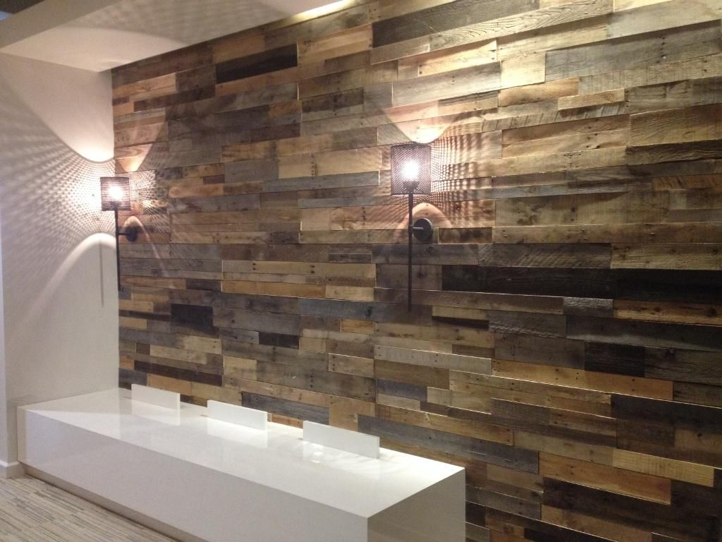 Wood Reclaimed Wood Wall Panels
