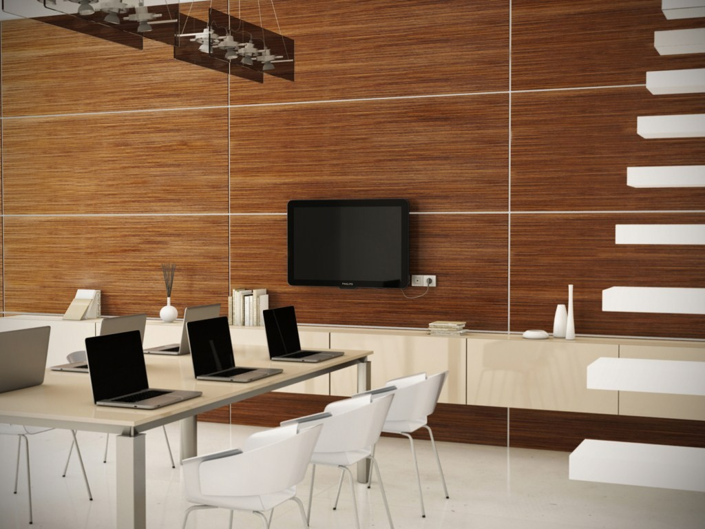 Image of: Wood Wall Panels Design