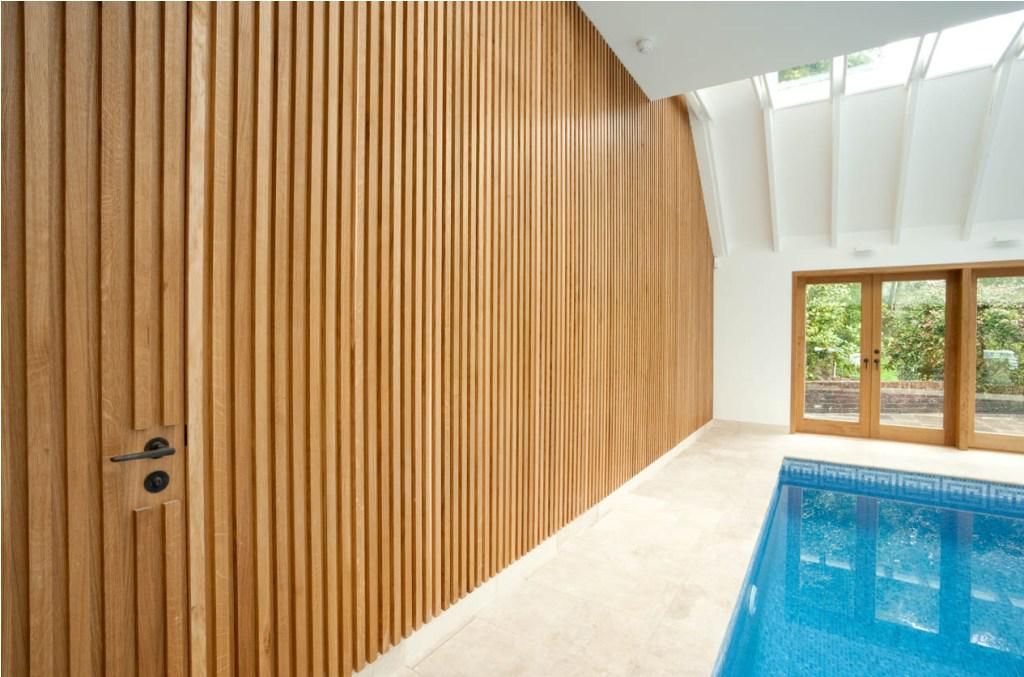 Image of: Wood Wall Panels Ideas