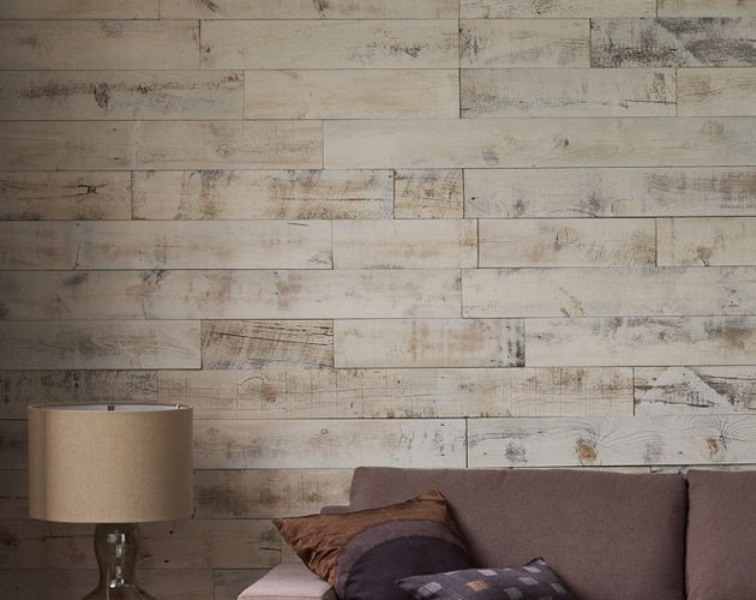 Wood Wall Panels With Adhesive