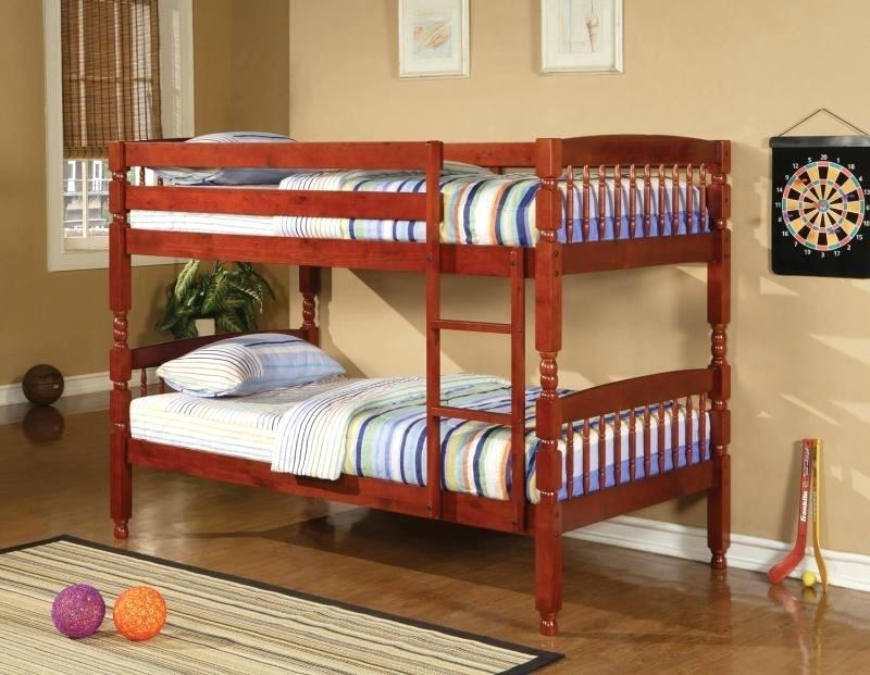 Image of: Amazing Sturdy Bunk Beds
