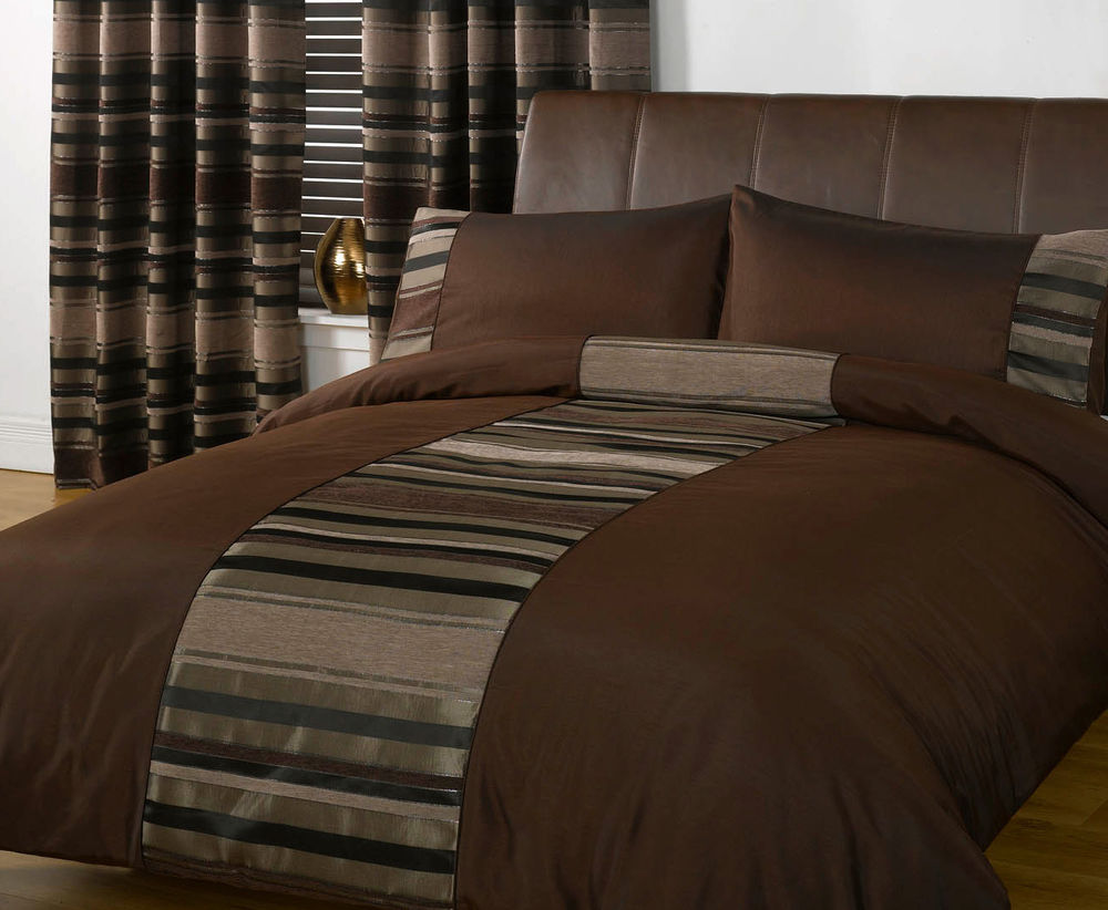 Awesome Brown Bedding Set
