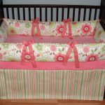 Beautiful Coral Baby Bedding