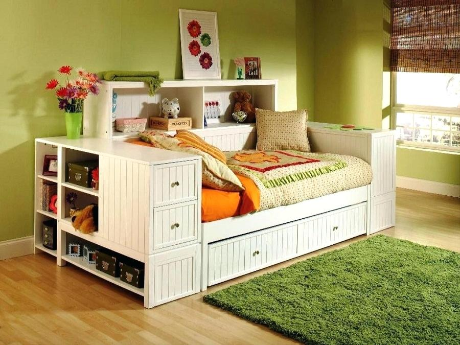 Image of: Beautiful Full Size Trundle Bed