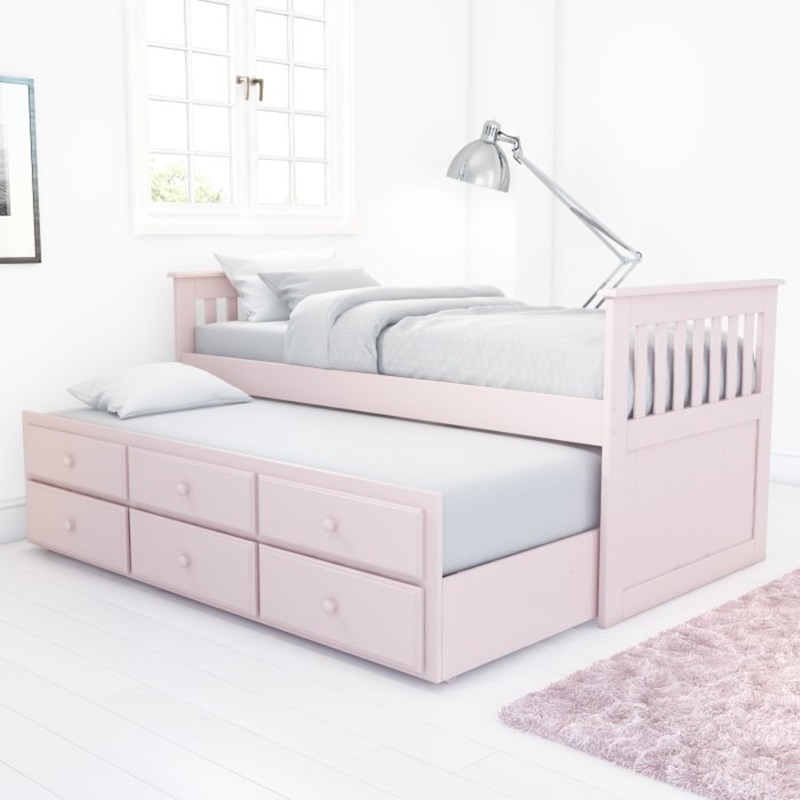 Image of: Beautiful Trundle Beds