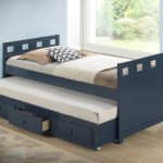 Bed With Trundle Pull Out