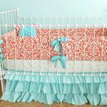 Best Coral Baby Bedding