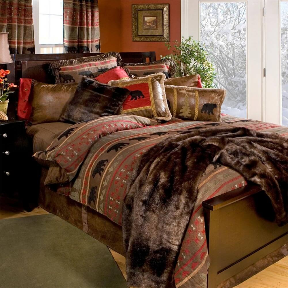 Image of: Best Country Bed Sets