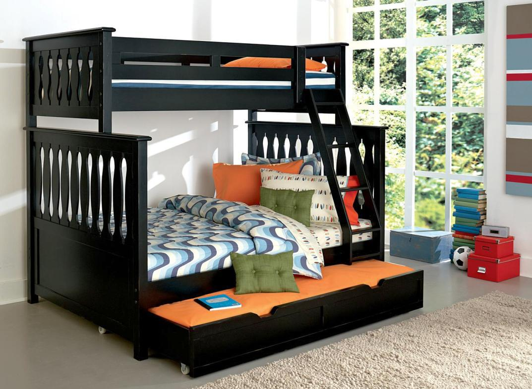 Image of: Best Queen Bunk Beds for Adults Ideas
