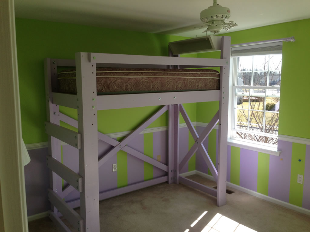 Image of: Best Sturdy Bunk Beds