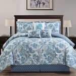 Blue and White Bedding Sets Color