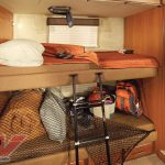 Boys Travel Trailers with Bunk Beds