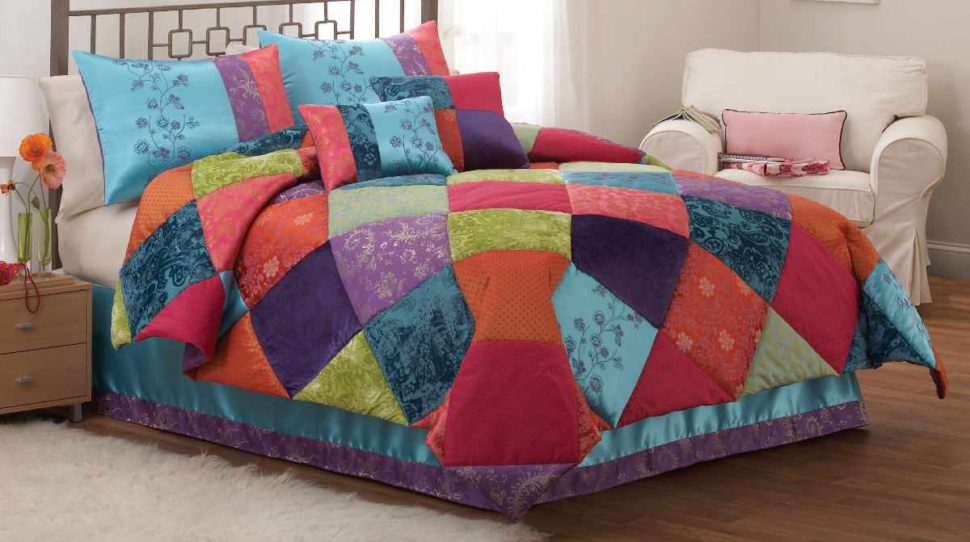 Bright Bedding Sets Fabric