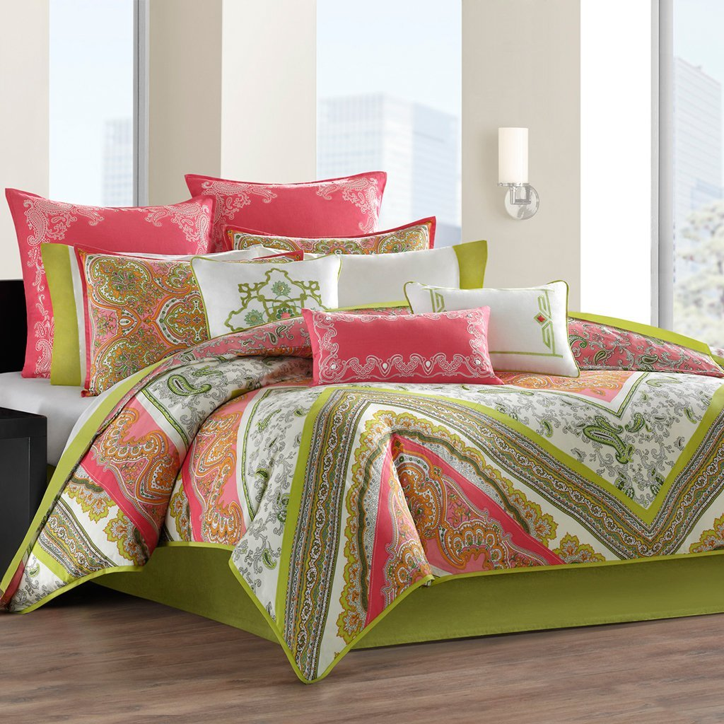 Image of: Bright Bedding Sets Pattern