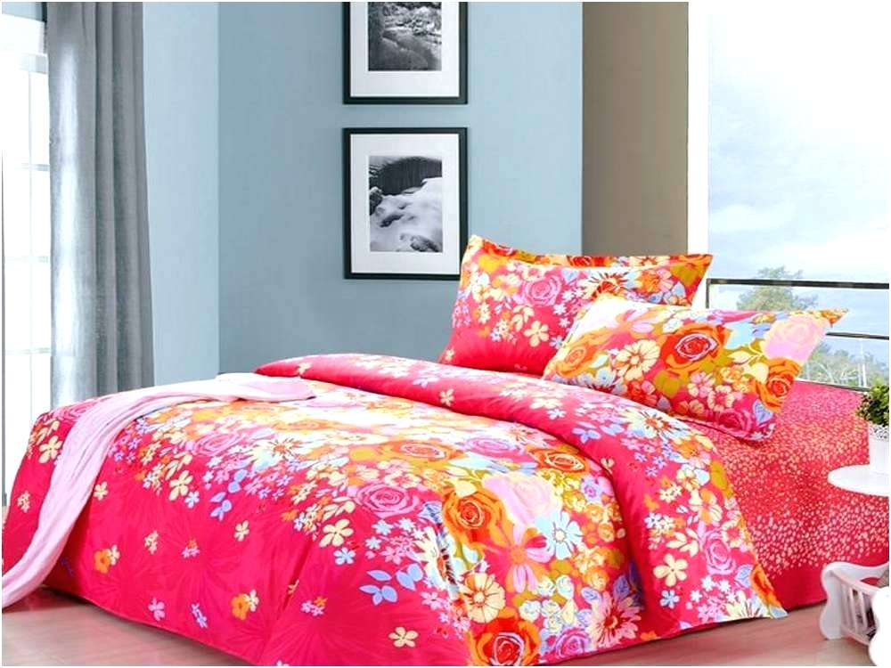 Image of: Bright Colorful Bedding Sets Floral