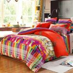 Bright Colorful Bedding Sets Modern