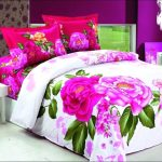 Bright Colorful Bedding Sets Rose