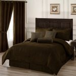 Brown Bed Sets and Headboard