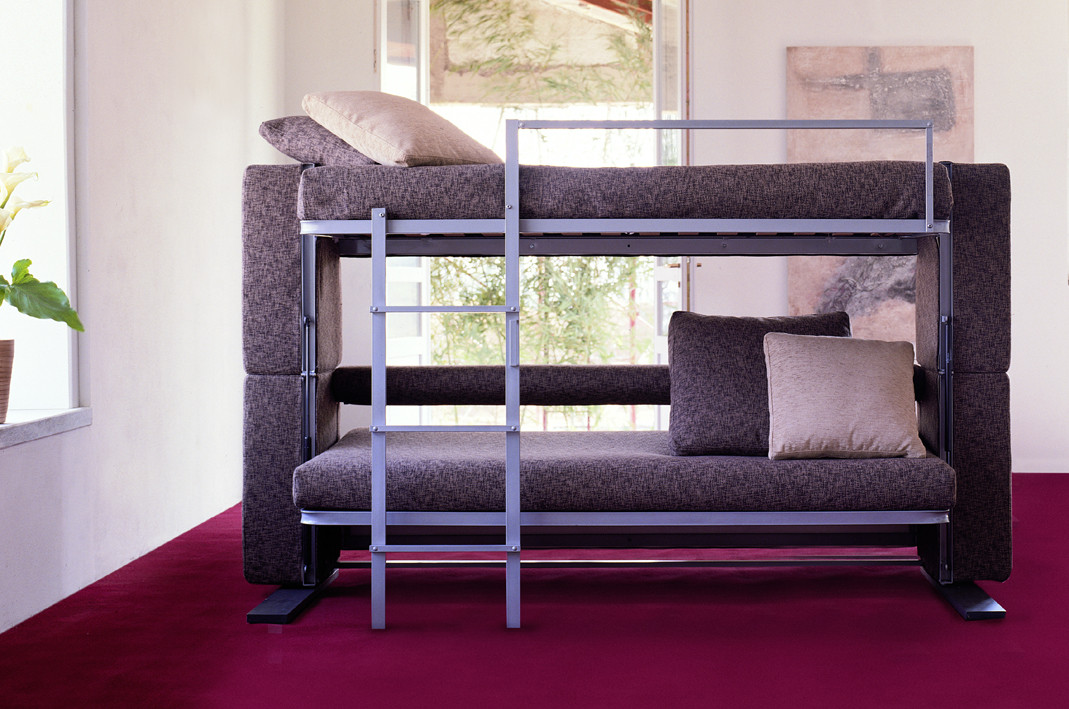 Image of: Bunk Bed Set Ikea