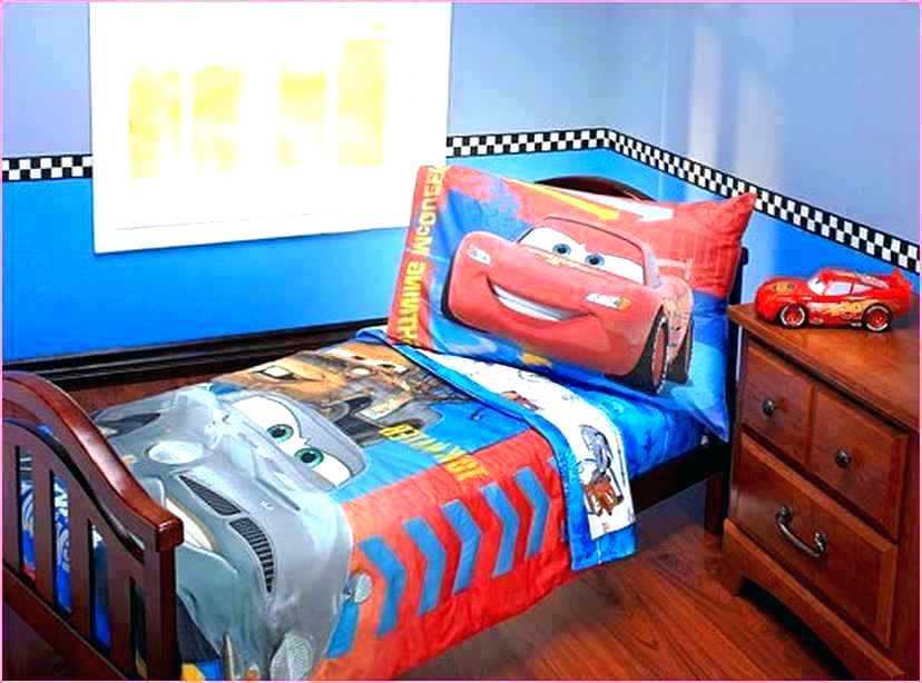 Image of: Buy Cars Toddler Bed Set